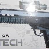 Автомат гелевые пули, аккумулятор