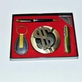 Сувенирный подарочный набор для мужчин Доллар