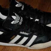 Кожаные кроссовки 40 р Adidas Samba оригинал Вьетнам
