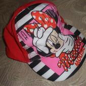 Кепка, бейсболка Disney Minnie Mouse р.52