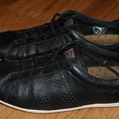 Кожаные туфли 39 р Camper хорошее состояние