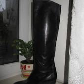 Итальянские кожаные сапоги Lav.Artigiana 39 р
