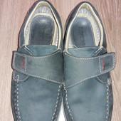 Туфли мокасины Pavers р.45 стелька 30 см.