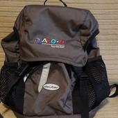 Детский туристический рюкзак цвета хаки Jako - 0 by Deuter Германия.