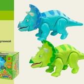 Животные 1008A   динозавр, звук, ходит, в коробке
