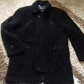 Мужское классическое итальянское пальто. 100% шерсть  Продам очень стильное классическое пальто в от