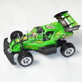 Машинка на радио управлении модель багги Racing League зелёный 3545