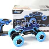 Джип машинка на радио управлении Rock Crawler синий Pick up 1:14 2935