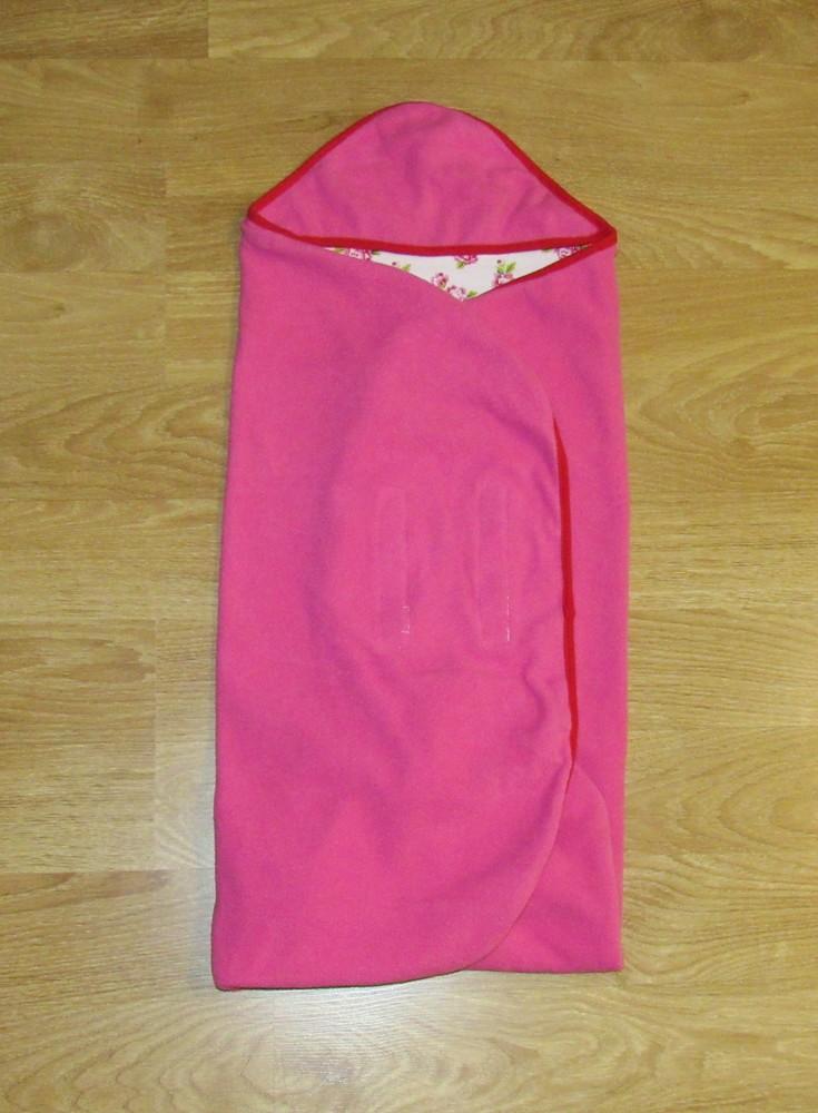 Hema (85*98 см.) флисовый плед для девочки фото №1