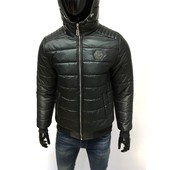 Зимняя куртка Philipp Plein, оч хорошая!