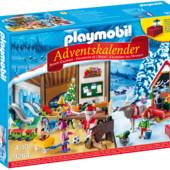 Playmobil 9264 Рабочий офис Санты ,адвент календарь. Новинка