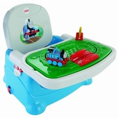 Fisher-Price Стульчик бустер для кормления Томас thomas the train thomas tray play booster