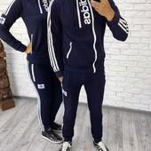 Спортивный костюм он+она