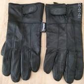 продам новые, кожаные, мужские перчатки, на тинсулейте М/L разм.
