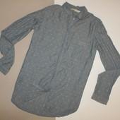 Стильная и красивая рубашка Denim размер S-M