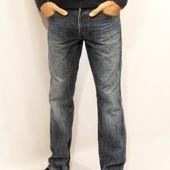 1667 Синие джинсы Wrangler W30 L32