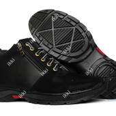 44 р Зимние мужские ботинки черного цвета (ПЗ-79чм)