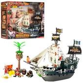 Корабль пиратов 39822C 46см