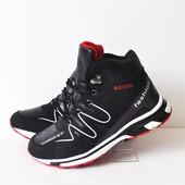 Зимние мужские кроссовки Bayota Fashion black