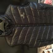 Брендовая ,Супер-теплая ,стильная мужская жилетка!