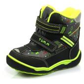 Зимние термо ботинки Том.М. С 23 по 28 размер