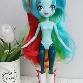 Кукла Hasbro fashion My Little Pony Радуга