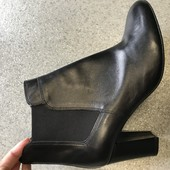 Новые женские ботинки,ботильоны,бренд San Marina,кожаные , 40 р