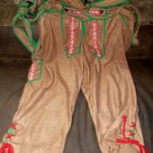 Маскарадный костюм баварский стиль Германия пивной фестиваль