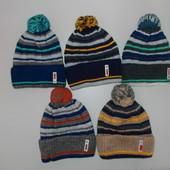 Детская шапка зимняя тёплая