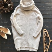 Удлиненный объемный свитер Atmosphere рр Хл