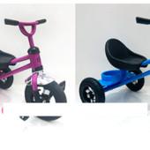 Трехколесный велосипед надувные колеса M 3198A-M-1