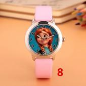 Детские часы с принцессой. 100-40