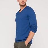 Фирменный шерстяной свитер C&A