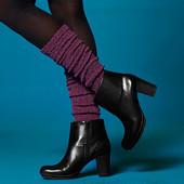 Модные вязаные гетры-манжеты от ТСМ Tchibo, Германия