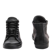 Кеды мужские кожаные ботинки конверсы 100 Кожа