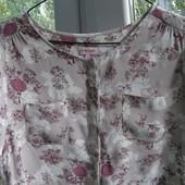 Phase Eight блуза  100% вискоза 10-размер.Оригинал