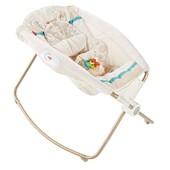 Fisher-Price колыбель-кроватка-шезлонг 3 в 1 для новорожденных саванна