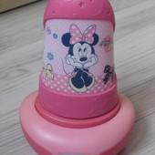 Светильник ночник фонарь минни go glow от Disney