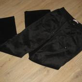 Штаны брюки велюр xs bongo