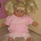 Маленькая куколка peterkin 22 см