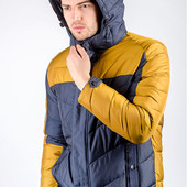 Куртка мужская стильная, теплая 30P001