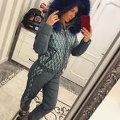 костюм женский лыжный