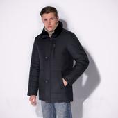 Зимняя классическая куртка 50, 52, 54, 56, 58, 60