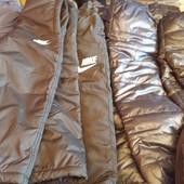 Детские зимние штаны на флисе и синтепоне  для мальчиков рост 92-152 см (возраст 2-12 лет)
