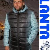 Мужская куртка зима спорт Код: 109