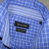 Massimo Dutti  рубашка M-L размер 100% хлопок. Оригинал
