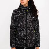 Куртка женская AW3 Blk/Map