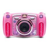 VTech Детский фотоаппарат с двумя камерами розовый kidizoom duo camera - pink