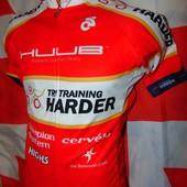 Спортивная вело футболка Harder s-m