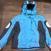 крутая лыжная термо-куртка, в идеале, р.М, наш р.48-50